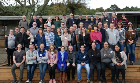CCCNZ PASTORLINK - A network of pastors supporting pastors.
