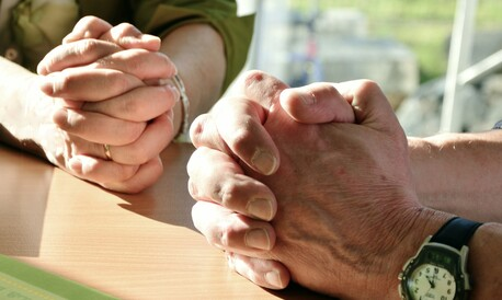 PRAYER - Encouraging churches and support ministries in a flourishing prayer life.